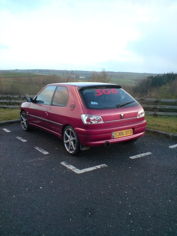 Picture of 1998 Peugeot 306