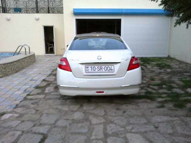 Picture of 2008 Nissan Teana