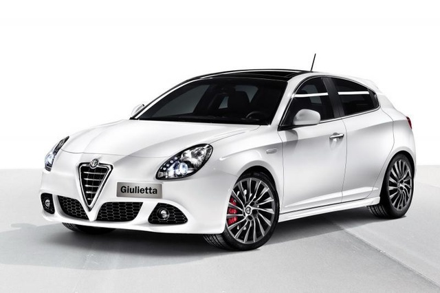 Picture of 2011 Alfa Romeo Giulietta Distinctive, exterior