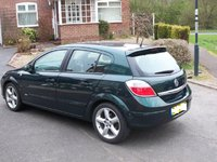 2004 Vauxhall Astra Overview