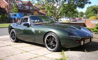 1994 TVR Griffith Overview