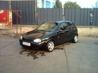 1995 Opel Corsa Overview