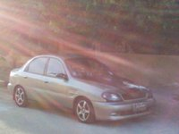 Picture of 1999 Daewoo Lanos 4 Dr SX Sedan, exterior