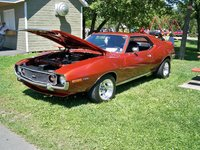 1971 AMC Javelin picture, exterior, engine