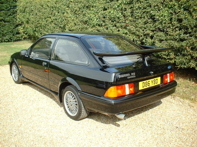 Picture of 1988 Ford Sierra