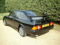 1988 Ford Sierra Overview