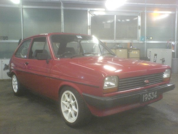 Picture of 1983 Ford Fiesta