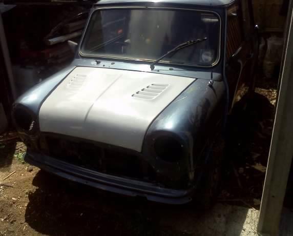 Picture of 1989 Rover Mini
