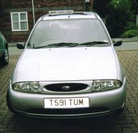 1999 Ford Fiesta Overview