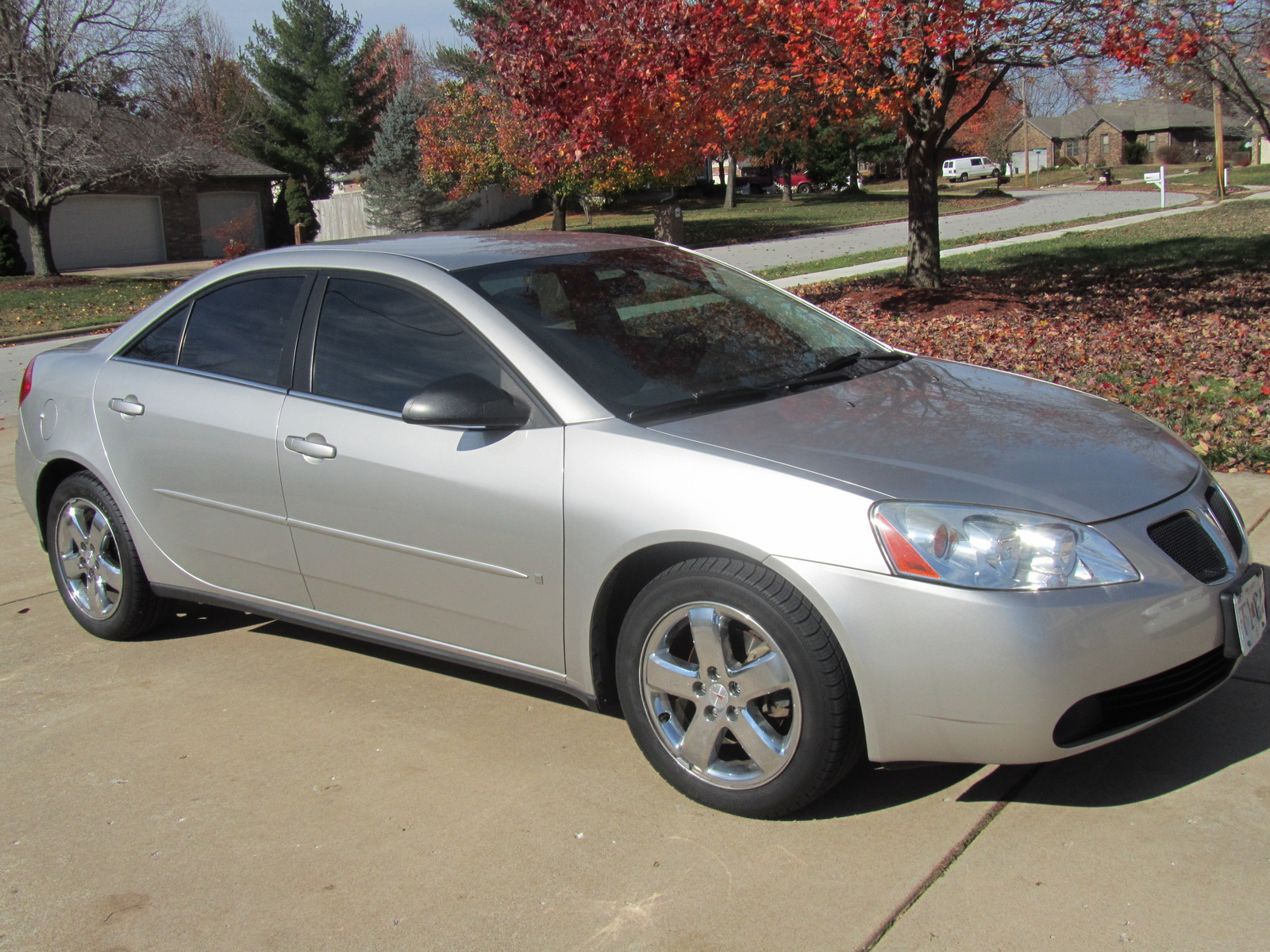 picture of 2006 pontiac g6 gt exterior. Black Bedroom Furniture Sets. Home Design Ideas