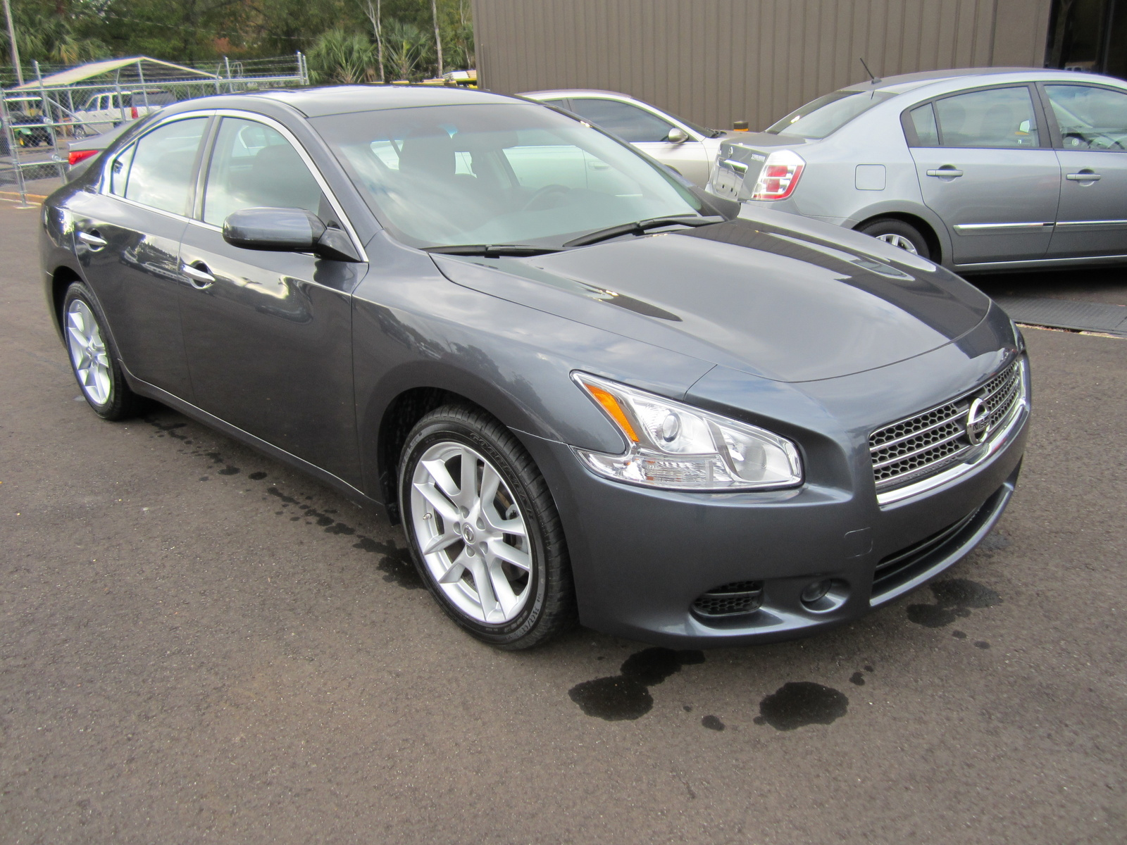 Used Nissan Altima Coupe 2008 2010 Nissan Maxima - Exterior Pictures - CarGurus