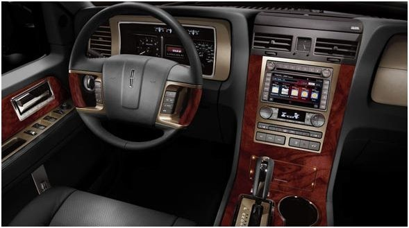 2012 Lincoln Navigator - Interior Pictures