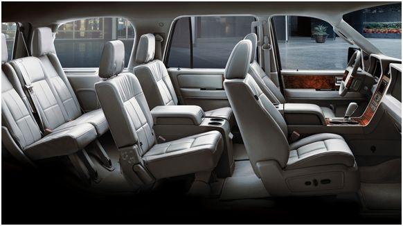 2012 Lincoln Navigator RWD, Interior seating, interior, manufacturer, gallery_worthy