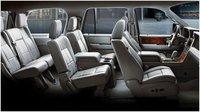 2012 Lincoln Navigator Base, Interior seating, interior, manufacturer