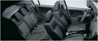 2012 Suzuki SX4 Base, Interior seating, interior, manufacturer