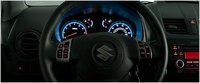 2012 Suzuki SX4 Base, Interior, interior, manufacturer
