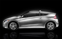 2012 Honda CR-Z Base Coupe, Side view, exterior, manufacturer, gallery_worthy