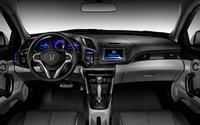 2012 Honda CR-Z Base, Interior cockpit, interior, manufacturer