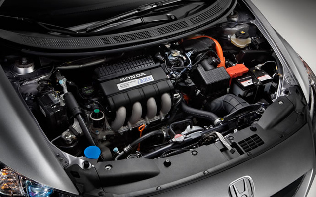 2012 Honda CR-Z Base Coupe, Engine, interior, engine, manufacturer