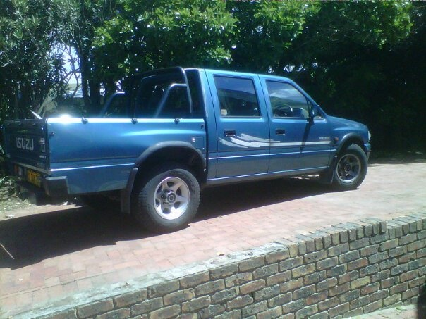 Picture of 1995 Isuzu Pickup
