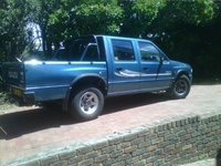 1995 Isuzu Pickup Overview