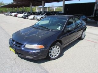 1999 Dodge Stratus, it looks like this, but its purple, exterior