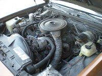 1980 Buick Century, Original 301, engine