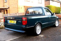 1998 Volkswagen Caddy Overview