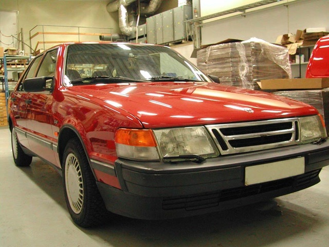 Picture of 1991 Saab 9000 4 Dr STD Hatchback, exterior, gallery_worthy