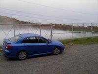 Picture of 2008 Subaru Impreza WRX Premium, exterior, gallery_worthy
