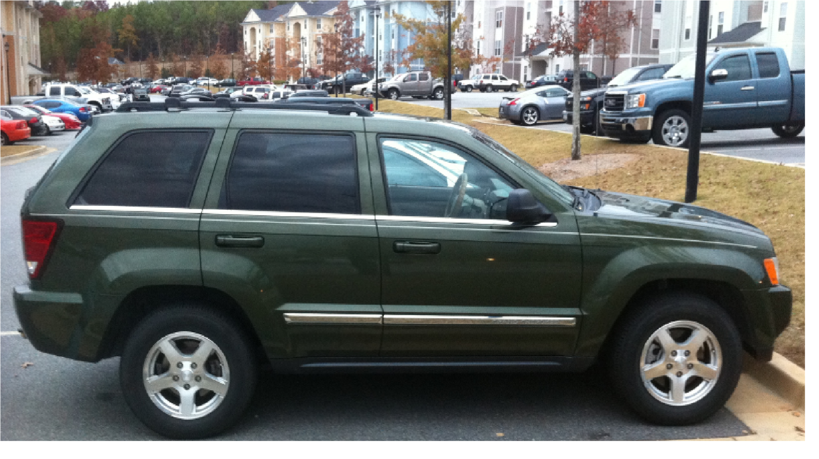 2006 jeep grand cherokee exterior pictures cargurus. Cars Review. Best American Auto & Cars Review