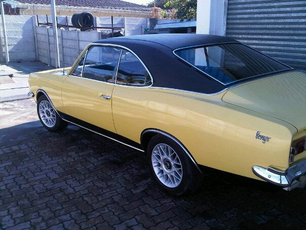 Picture of 1971 Opel Rekord