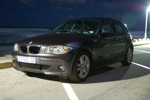 Picture of 2006 BMW 1 Series, exterior