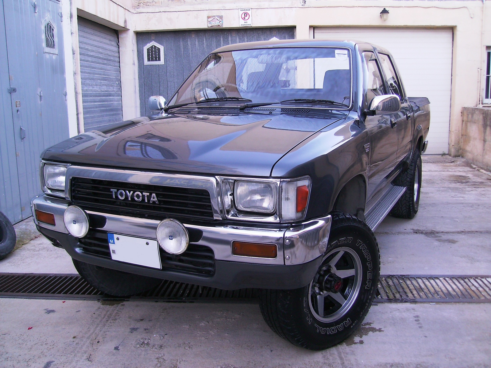 1990 Toyota Hilux Overview Cargurus