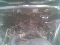 Picture of 1976 Toyota Corona, engine