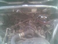Picture of 1976 Toyota Corona, engine