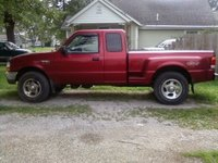 Picture of 1999 Ford Ranger XLT Extended Cab Stepside 4WD SB, exterior