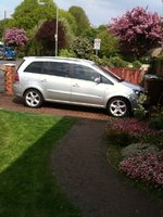 Picture of 2005 Vauxhall Zafira, exterior