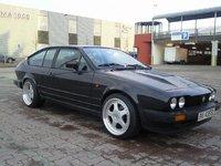 1985 Alfa Romeo GTV Overview