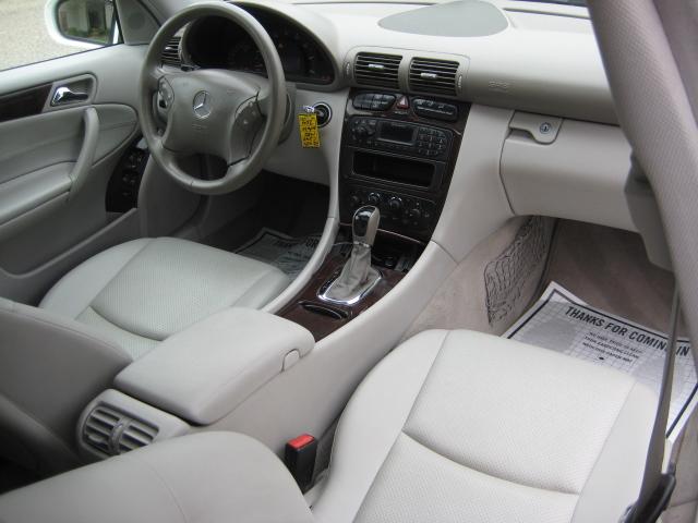 Mercedes Benz 2003 C240 Specs 2004 Mercedes-benz C240