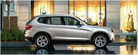 2012 BMW X3 xDrive28i, Side View, manufacturer, exterior