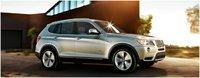 2012 BMW X3 xDrive28i, Front quarter, exterior, manufacturer