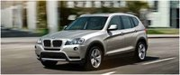 2012 BMW X3 xDrive35i AWD, Front quarter, exterior, manufacturer, gallery_worthy