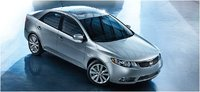 2012 Kia Forte SX, Front Quarter, exterior, manufacturer, gallery_worthy
