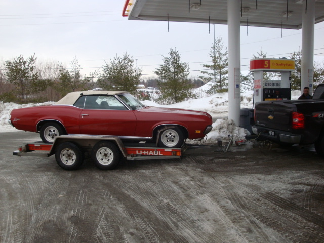 Mercury Cougar Questions - I just purchased a 351C CJ, 4V 4
