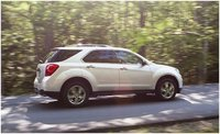 2012 Chevrolet Equinox, Side View, manufacturer, exterior