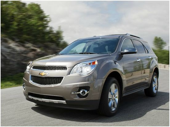 2012 Chevrolet Equinox - Review - CarGurus