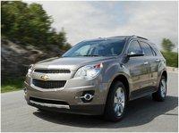 2012 Chevrolet Equinox, Front Quarter, exterior, manufacturer