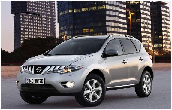 2012 Nissan Murano, Front Quarter, exterior, manufacturer
