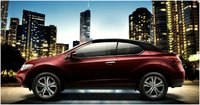 2012 Nissan Murano, Side View, exterior, manufacturer, gallery_worthy